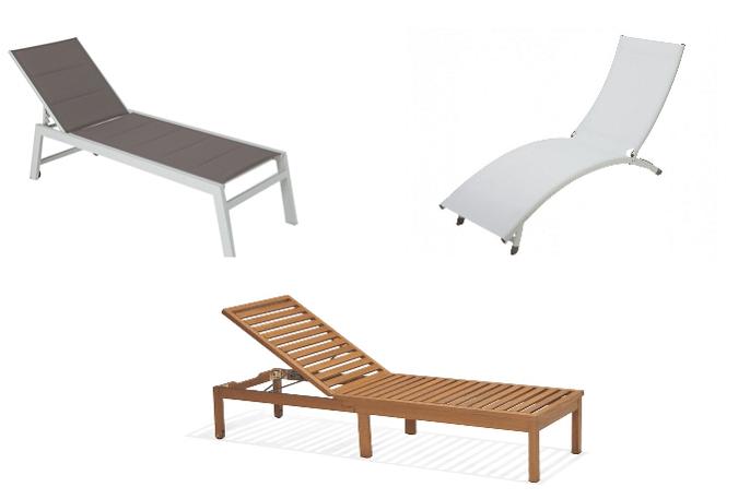Les meilleures chaises longues pour votre jardin  – Avis, tarifs 2020