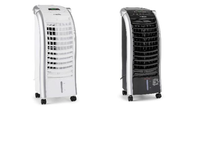 Evaluación climatizador portátil Klarstein Maxfresh