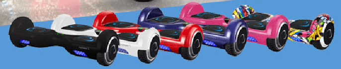 Hoverboard SmartGyro X1s