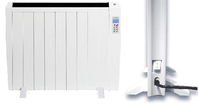 Emisor térmico de bajo consumo Lodel RA10