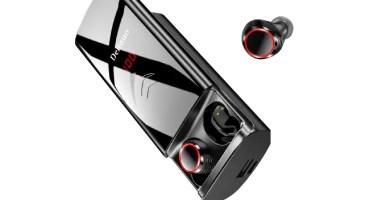 evaluación auriculares inalambricos Delinuo T9