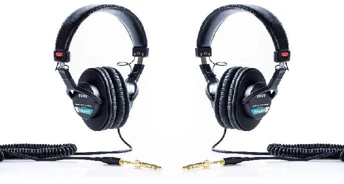 Ventajas de los auriculares de diadema Sony MDR-7506