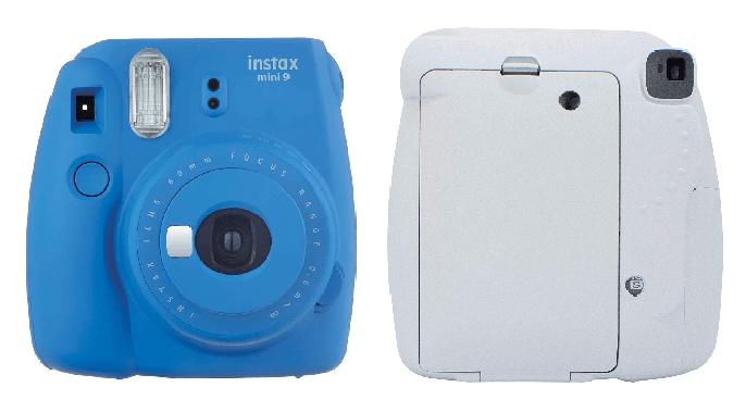 Características de la cámara instantánea Fujifilm Instax Mini 9