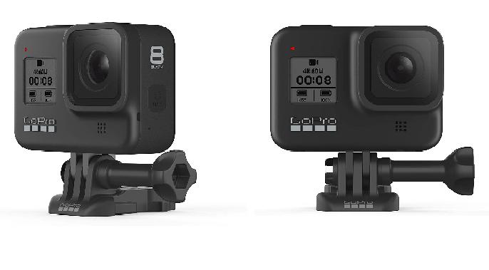 Ventajas de la Cámara de acción GoPro Hero 8