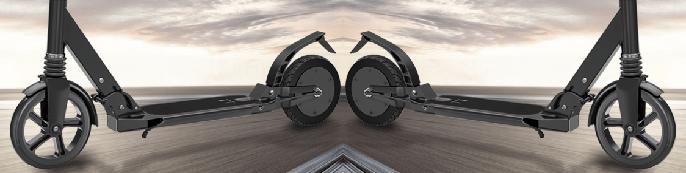 Ventajas del scooter eléctrico Hiboy