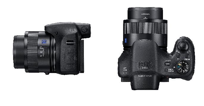 Ventajas de la cámara bridge Sony DSC-HX350