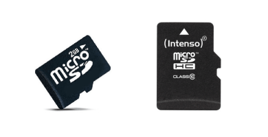 comprar una tarjeta micro SD
