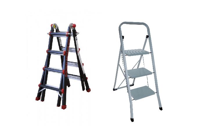 la mejor escalera plegable