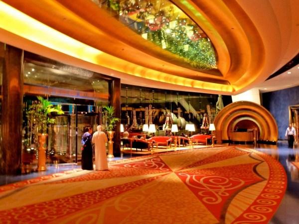 Burj Al Arab Seven Star Hotel-Interior-1
