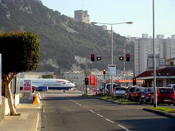 Gibraltar International Airport