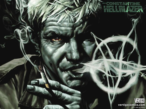 Hellblazer Comics