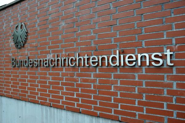 Bundesnachrichtendienst BND Germany