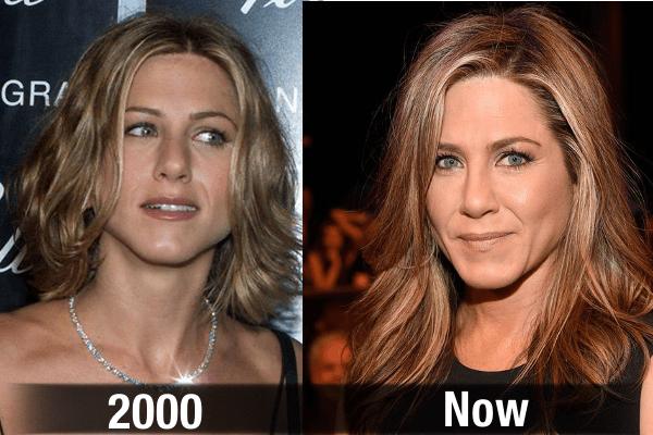 Jennifer Aniston Never Aging