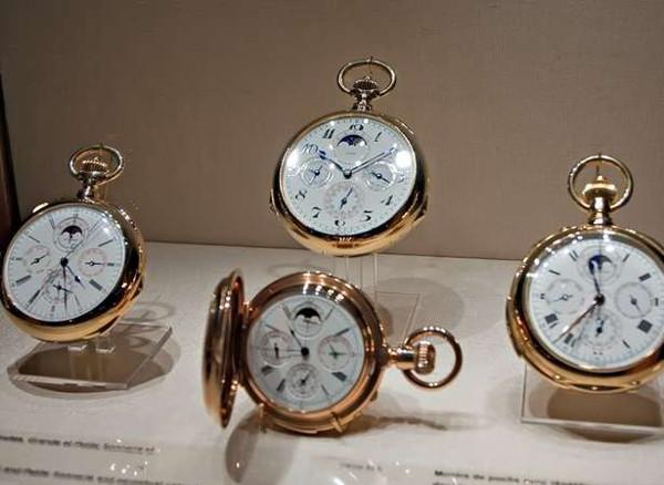 Patak Philippe Caliber 89 Pocket Watch