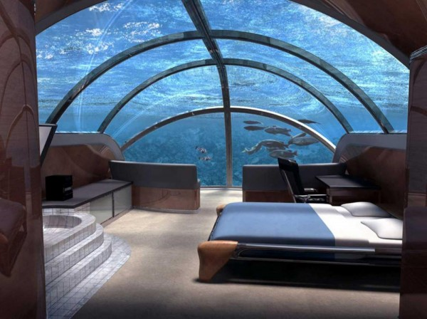 Poseidon Undersea Resort