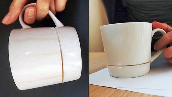 Drip Catching Mug