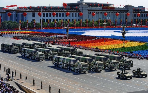 Nuclear Missiles in China