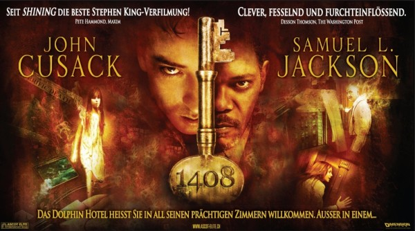 1408 Ghost Movie