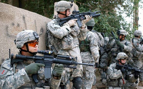 Top 10 Powerful Commando Forces in the World - ListAmaze