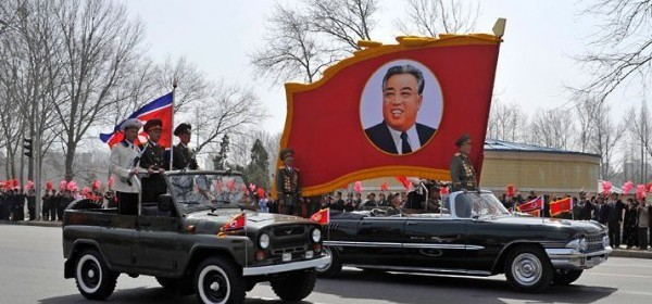 Government and Military Officials Have Cars in North Korea