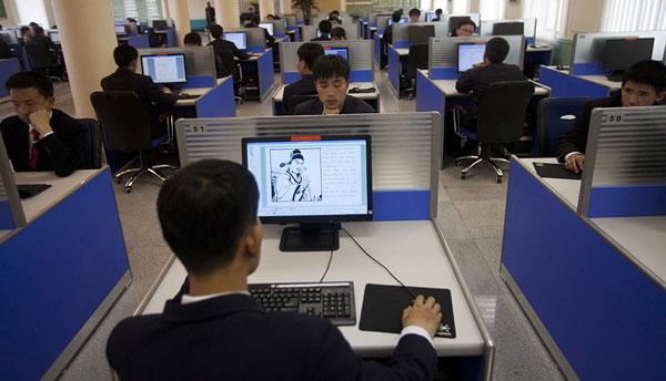 Kwangmyong North Koreas Only Internet