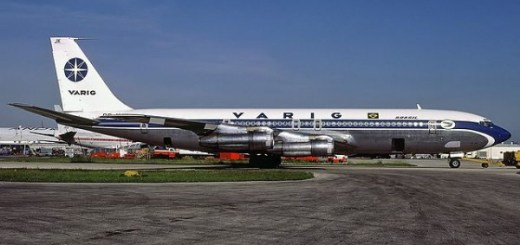 Varig Boeing 707-323C Disappearance Brazilian Airlines