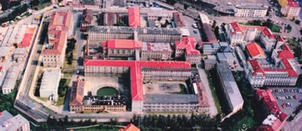 0WK Prison Czech Republic