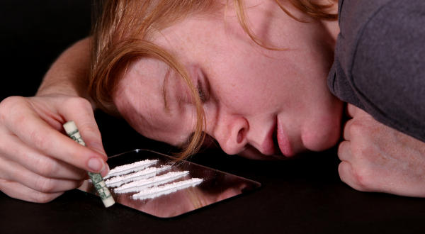 Cocaine Addiction Even by Using First Time