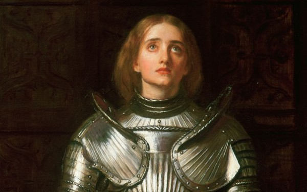Joan of Arc was Beautiful