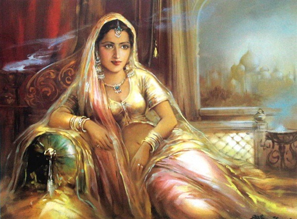 Princess Samyukta - Most Beautiful