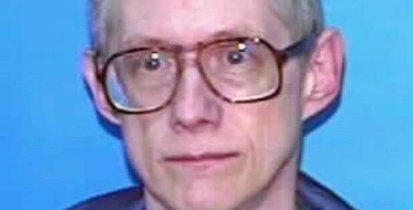 Serial Killer John Crutchley