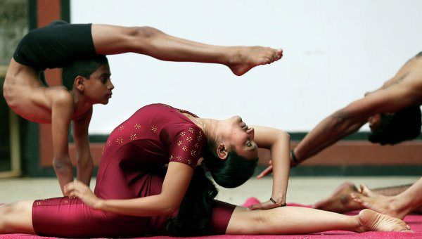 Yoga Started in India