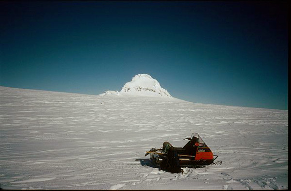 Klinck Resarch Station in Antartica is the 8th Coldest Place in the World