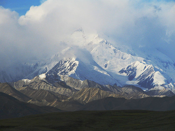 Mount McKinley in Alaska is the 5th Coldest Place in the World