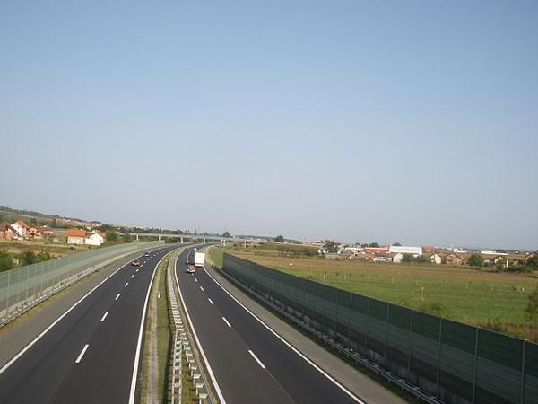 A3 Motorway Croatia