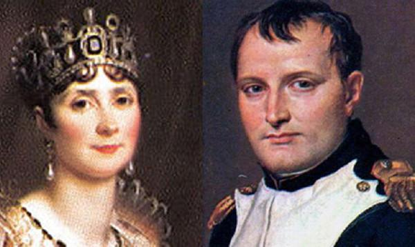 Napoleon Bonaparte and Josephine