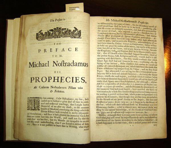 Psychic Powers of Nostradamus