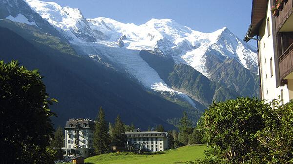 Tour Du Mont Blanc Europe
