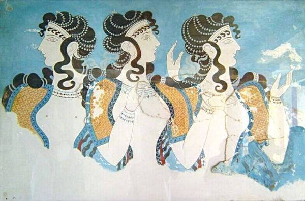 The Minoans Lost Mysteriously