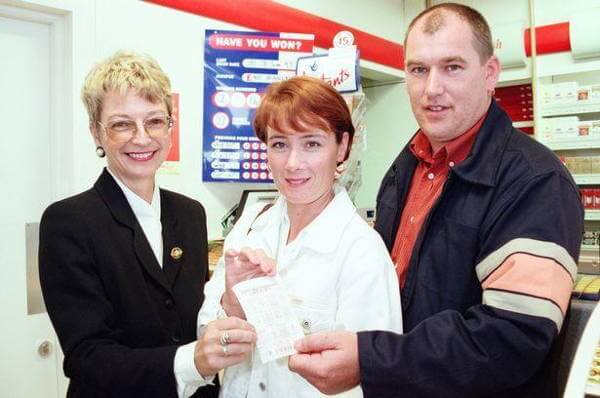 Mark Brudenell Lottery Winner