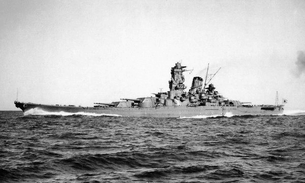 Yamato Class Battleship