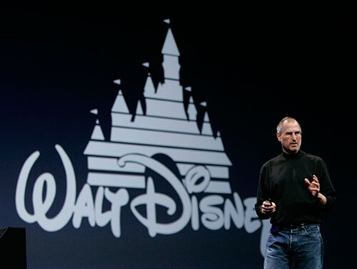 Steve Jobs Wealth Came From Disney
