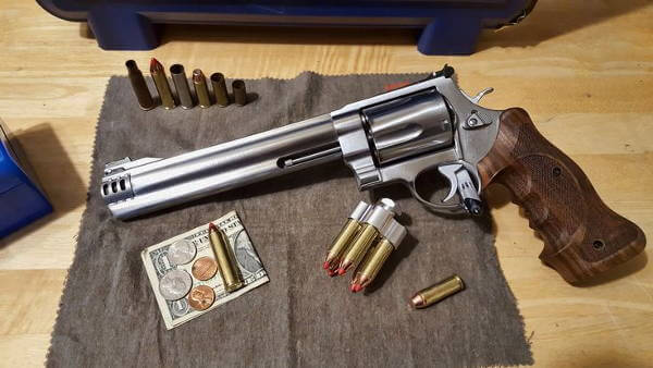 Smith And Wesson XVR 460 Magnum