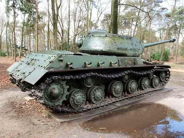 IS-2 Tank of Soviet Union
