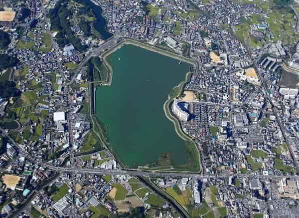 Sayamaike Dam