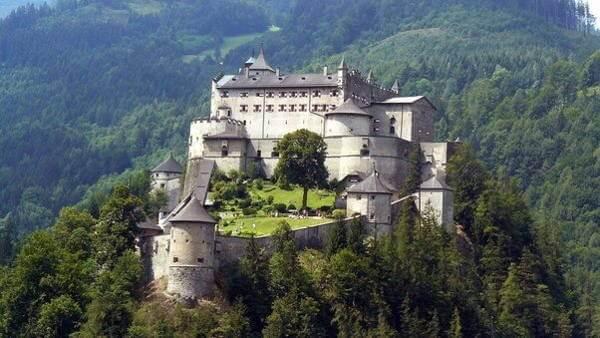 Burg Hohenwerfen Castle