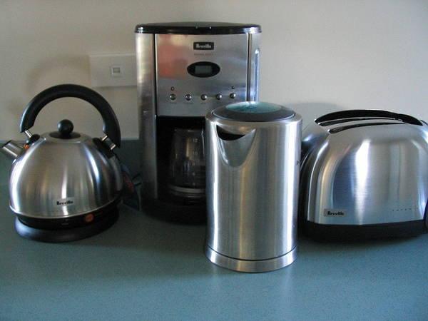 Service Your Appliances