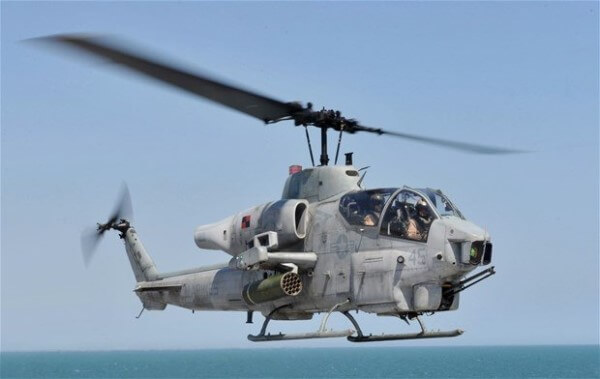Bell AH 1W SuperCobra