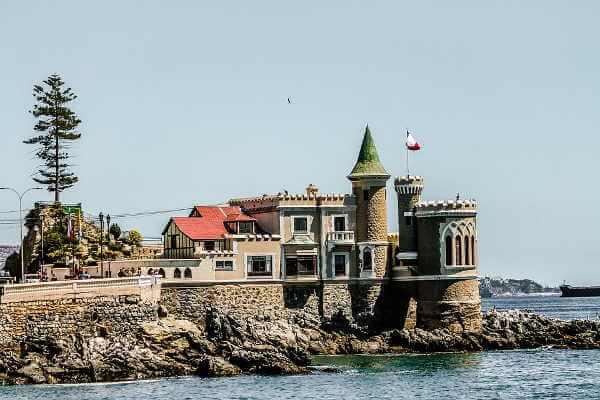 Viña del Mar in Chile