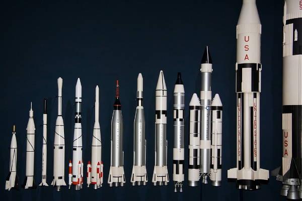 V2 Rocket Technology Used by NASA